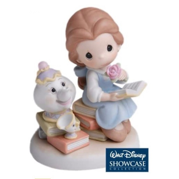 SOLD - Precious Moments Beauty & The Beast Belle